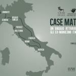 Cartina viaggio - CASE MATTE