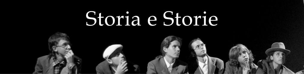 Banner Storia e storie