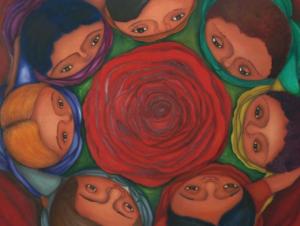 Donne in cerchio